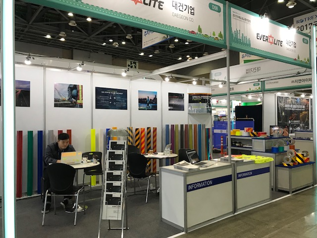 Everlite at ROTREX (International Road & Traffic Expo 2017)